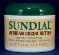 Cocoa Butter 3.5 oz.