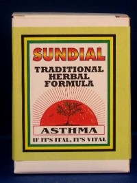 Asthma Blend 1.5 oz.