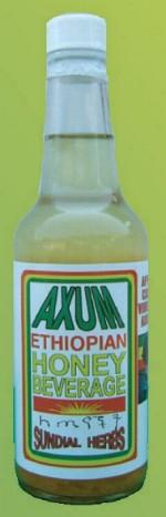 Axum Honey Beverage – 10 oz.