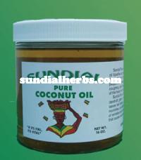 Pure Coconut Oil – 13.5 oz