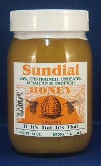 Raw Honey (Out of Stock) – 18 oz.