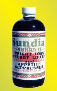 Sundial Ashanti Weight Loss 32 oz.
