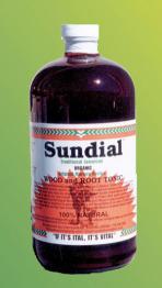 Sundial Wood Root Tonic 32 oz.