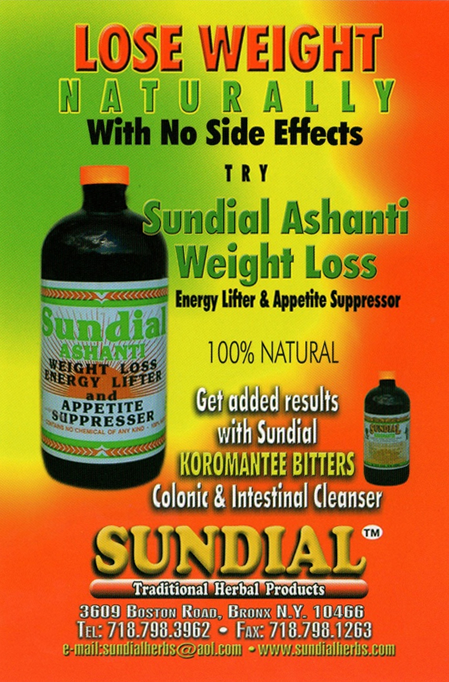 Sundial Weight Loss