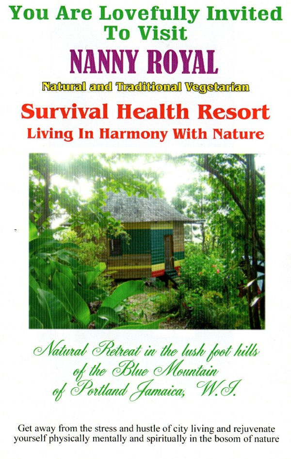Nanny Royal - Survival Health Resort