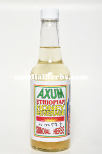 Axum Honey Beverage (Out of Stock) – 10 oz.