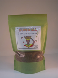 Ethiopian Teff Grain 1/2 lb. Bag